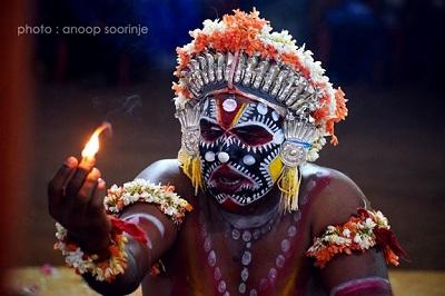 Bhoota Aradhane