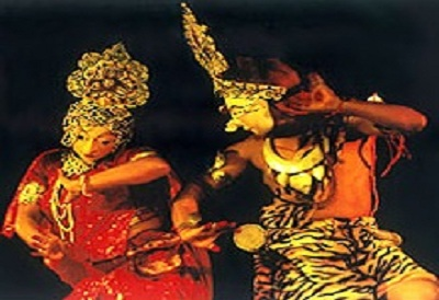 Saraikella Chhau Dance