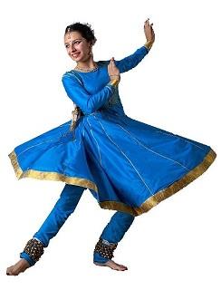 Kathak dance