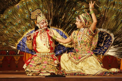 Raas leela Dance